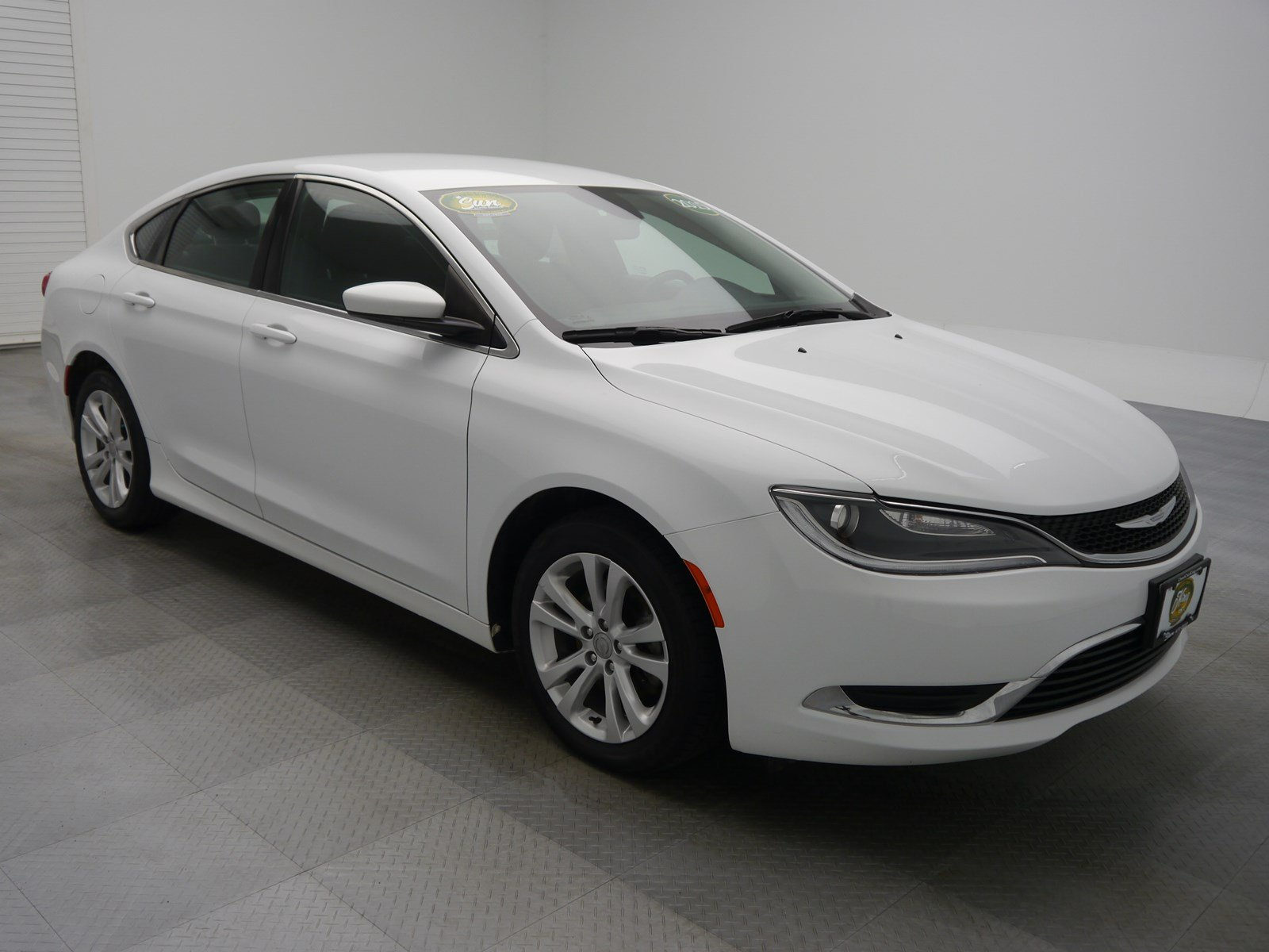 Pre Owned 2015 Chrysler 200 Limited 4dr Car Cicero W Cicero