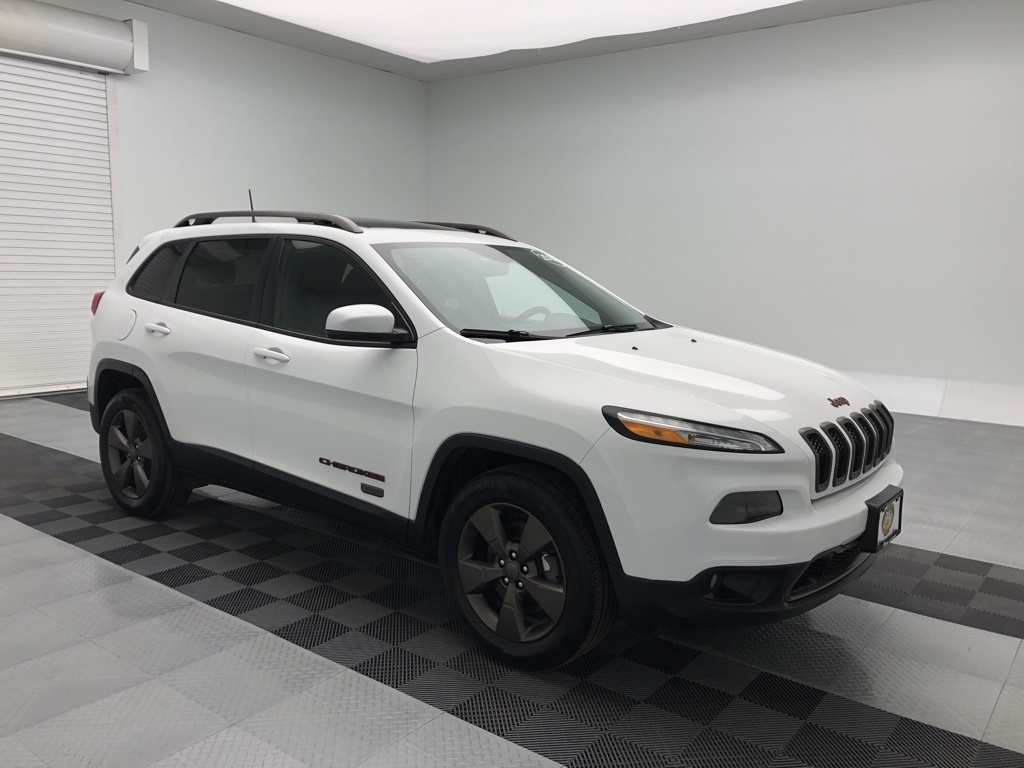 Pre Owned 2016 Jeep Cherokee 75th Anniversary Edition