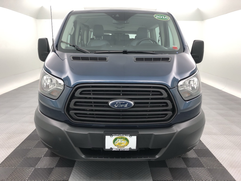 Pre-Owned 2016 Ford Transit-350 XL