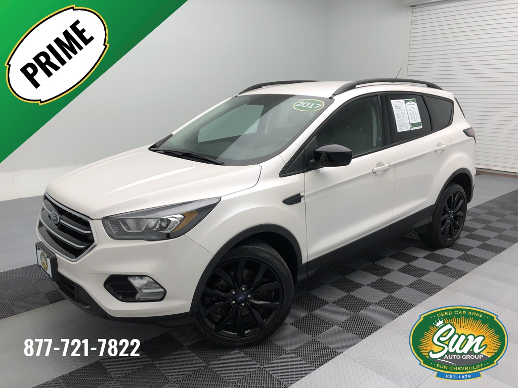 Ford Escape Sport >> Pre Owned 2017 Ford Escape Se 4d Sport Utility