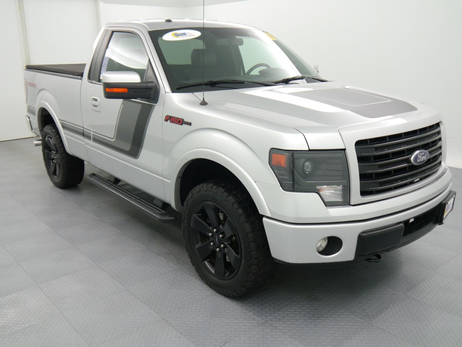 Pre Owned 2017 Ford F 150 Fx4 Tremor