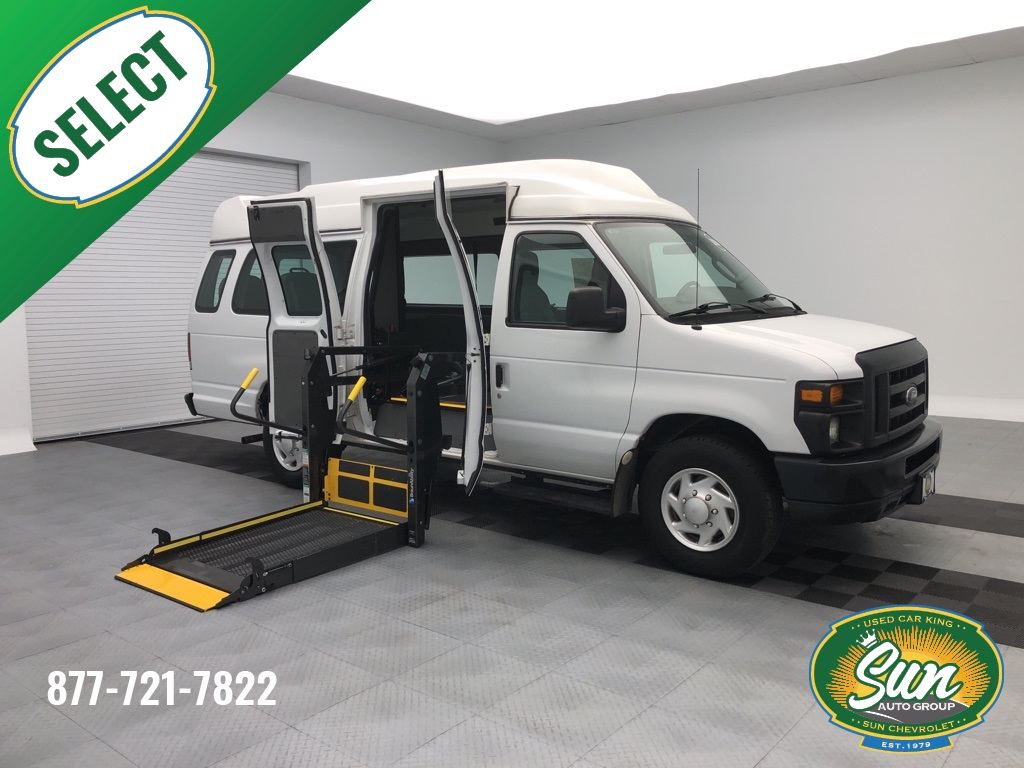 Pre-Owned 2014 Ford E-250 Commercial