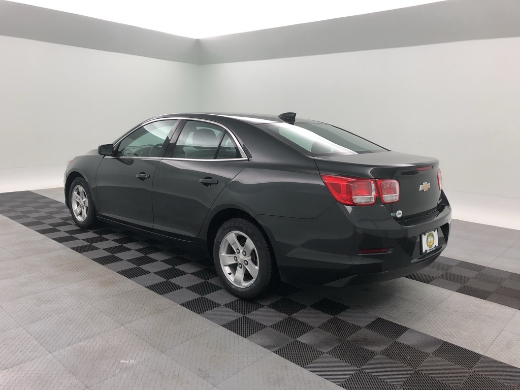 Pre-Owned 2016 Chevrolet Malibu Limited LS