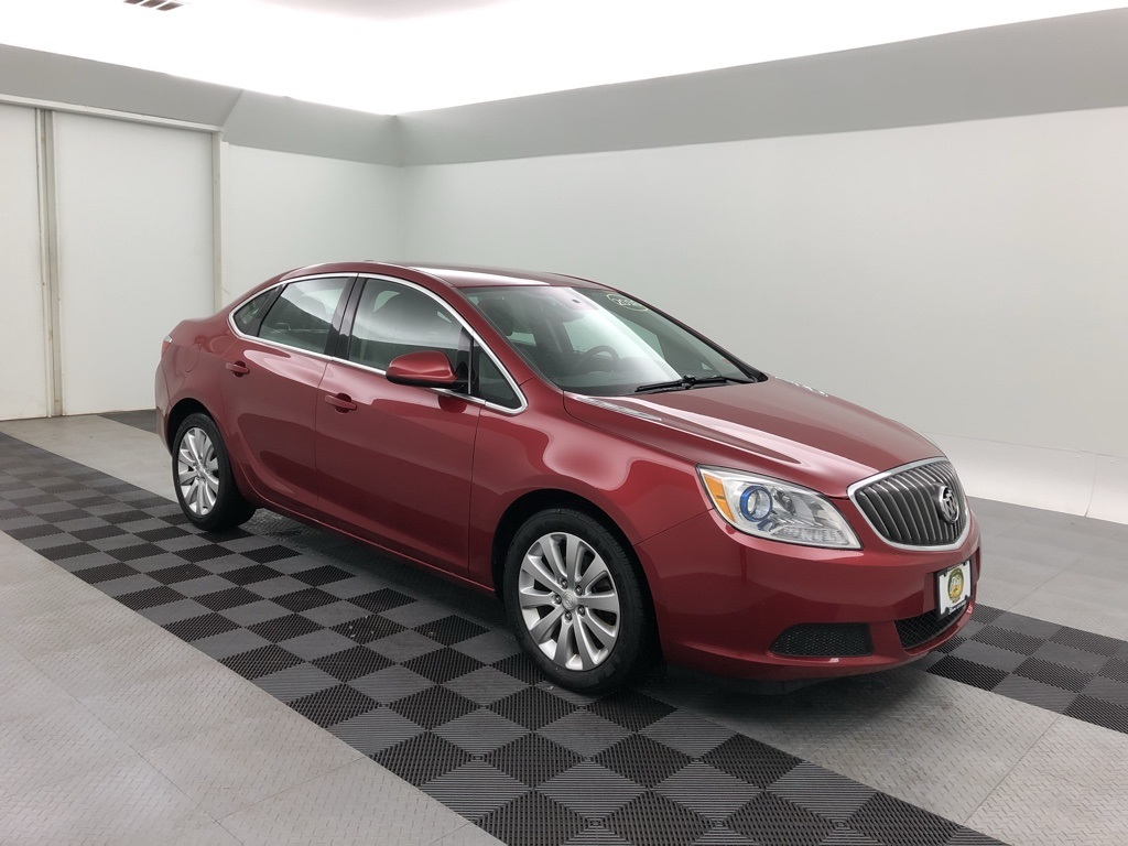Pre-Owned 2016 Buick Verano Base