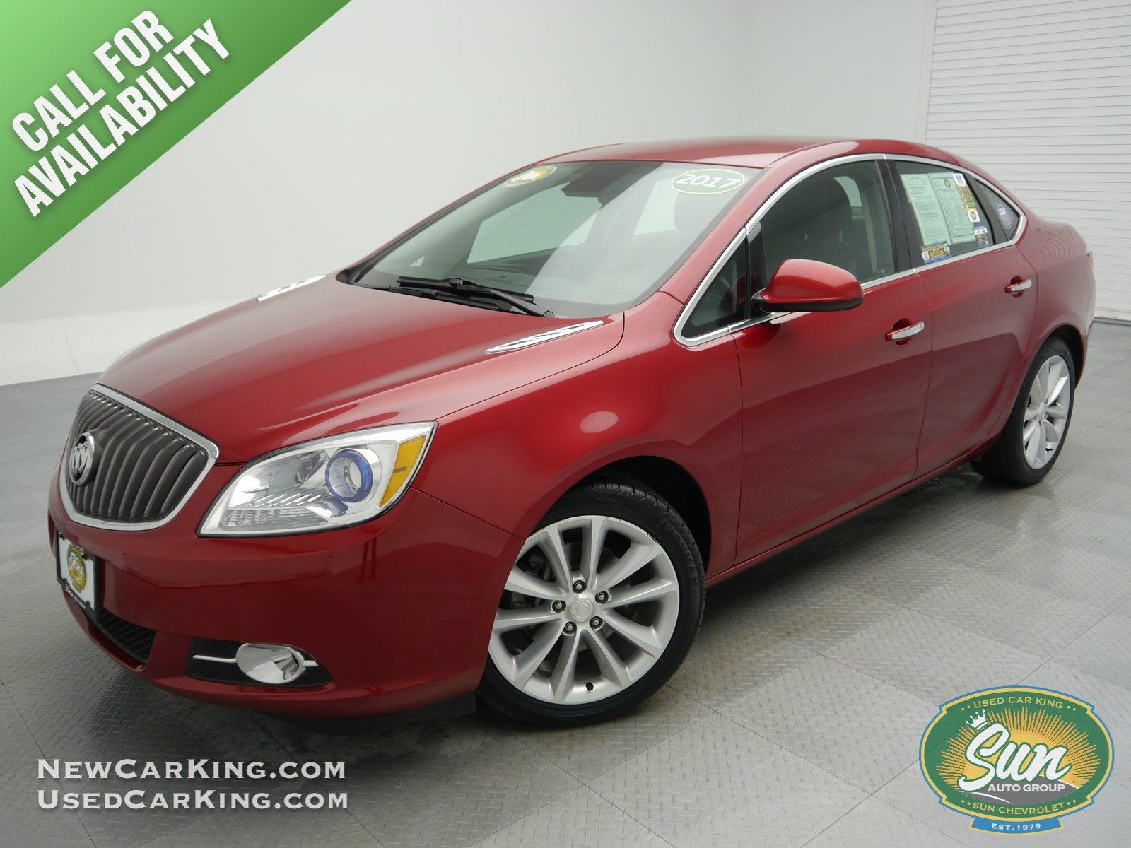 Pre Owned 2017 Buick Verano Leather Group