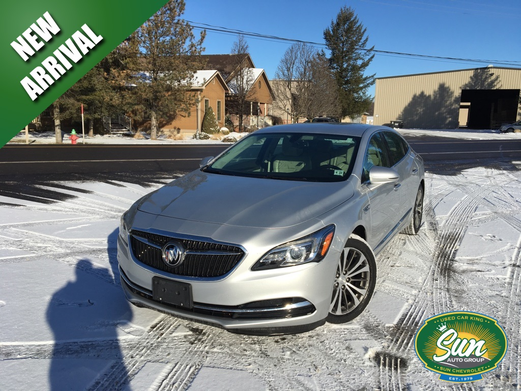 Pre-Owned 2017 Buick LaCrosse Preferred