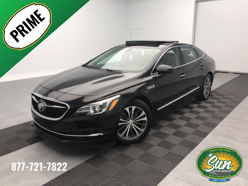 Pre-Owned 2019 Buick LaCrosse Essence
