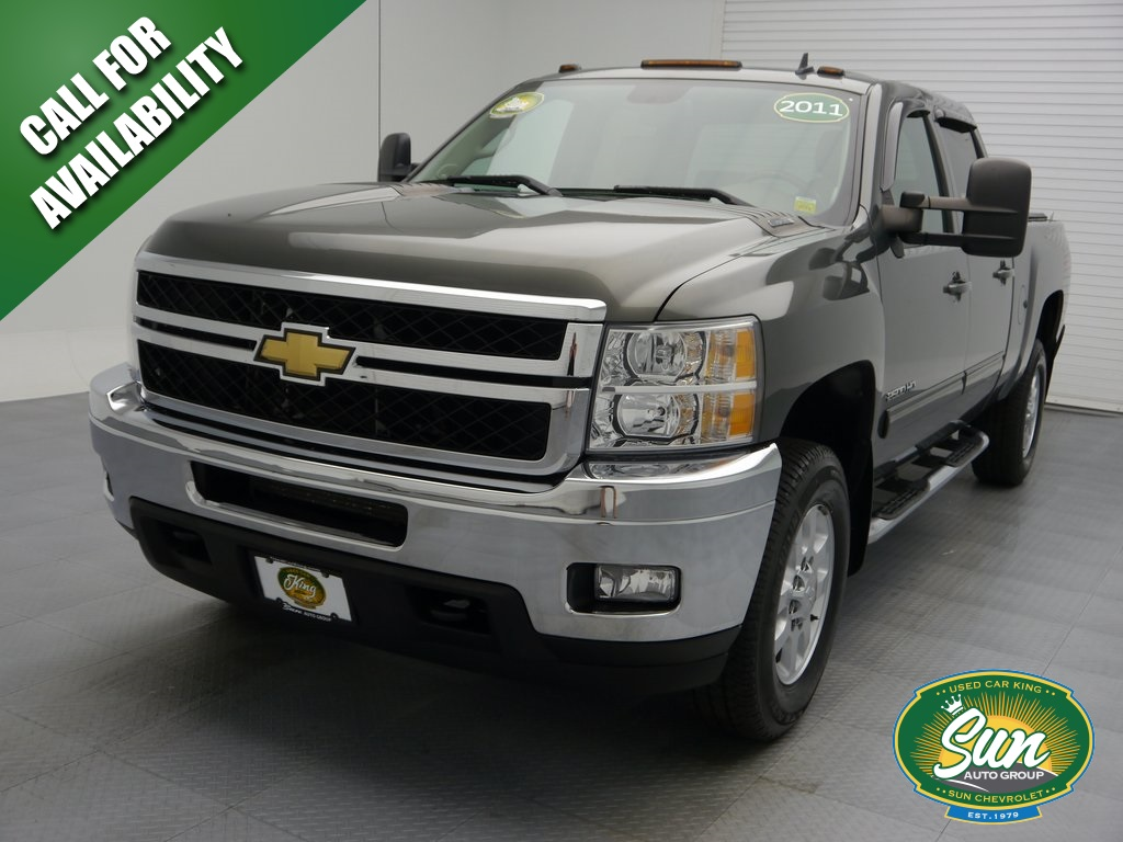 Pre Owned 2011 Chevrolet Silverado 2500hd Ltz 4d Crew Cab Cicero 2012 Gm Truck Power Window Wiring