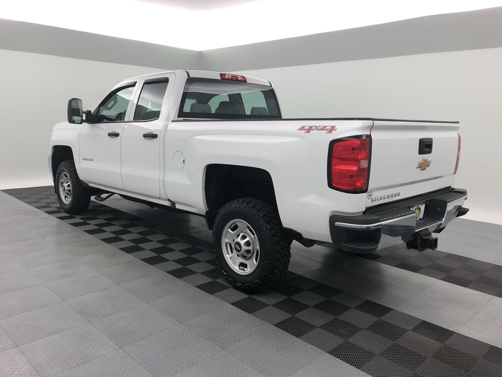 Pre-Owned 2016 Chevrolet Silverado 2500HD Work Truck