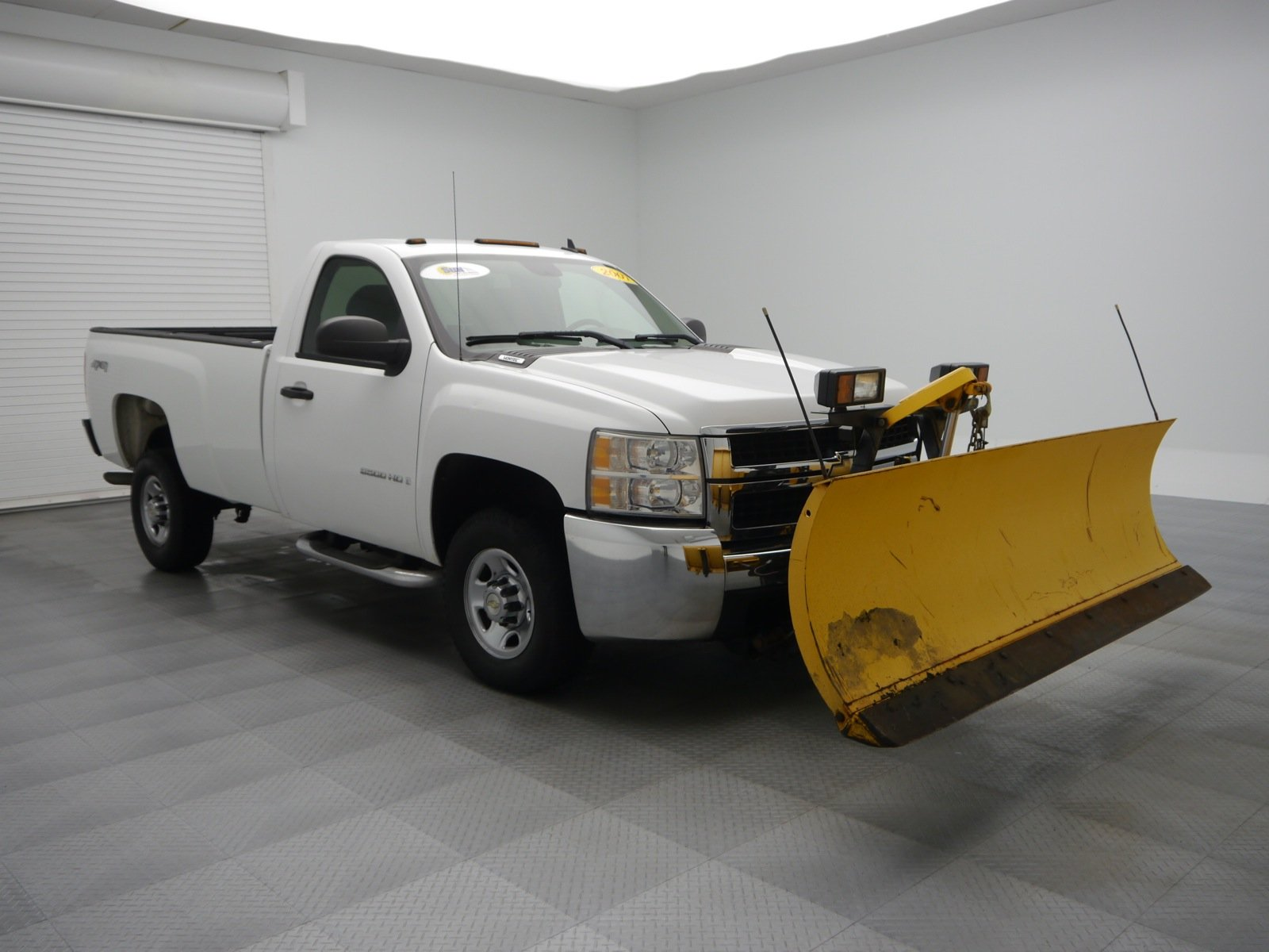 Pre Owned 2007 Chevrolet Silverado 2500HD Work Truck Regular Cab