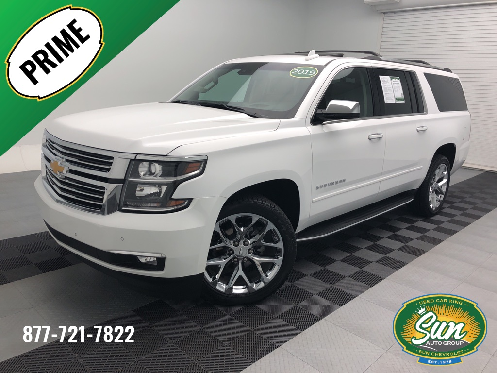 Pre Owned Suburban >> Pre Owned 2019 Chevrolet Suburban Premier 4d Sport Utility