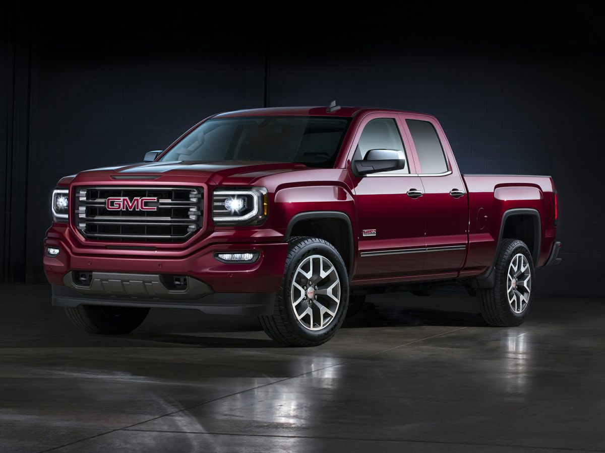 Pre Owned 2016 Gmc Sierra 1500 Base