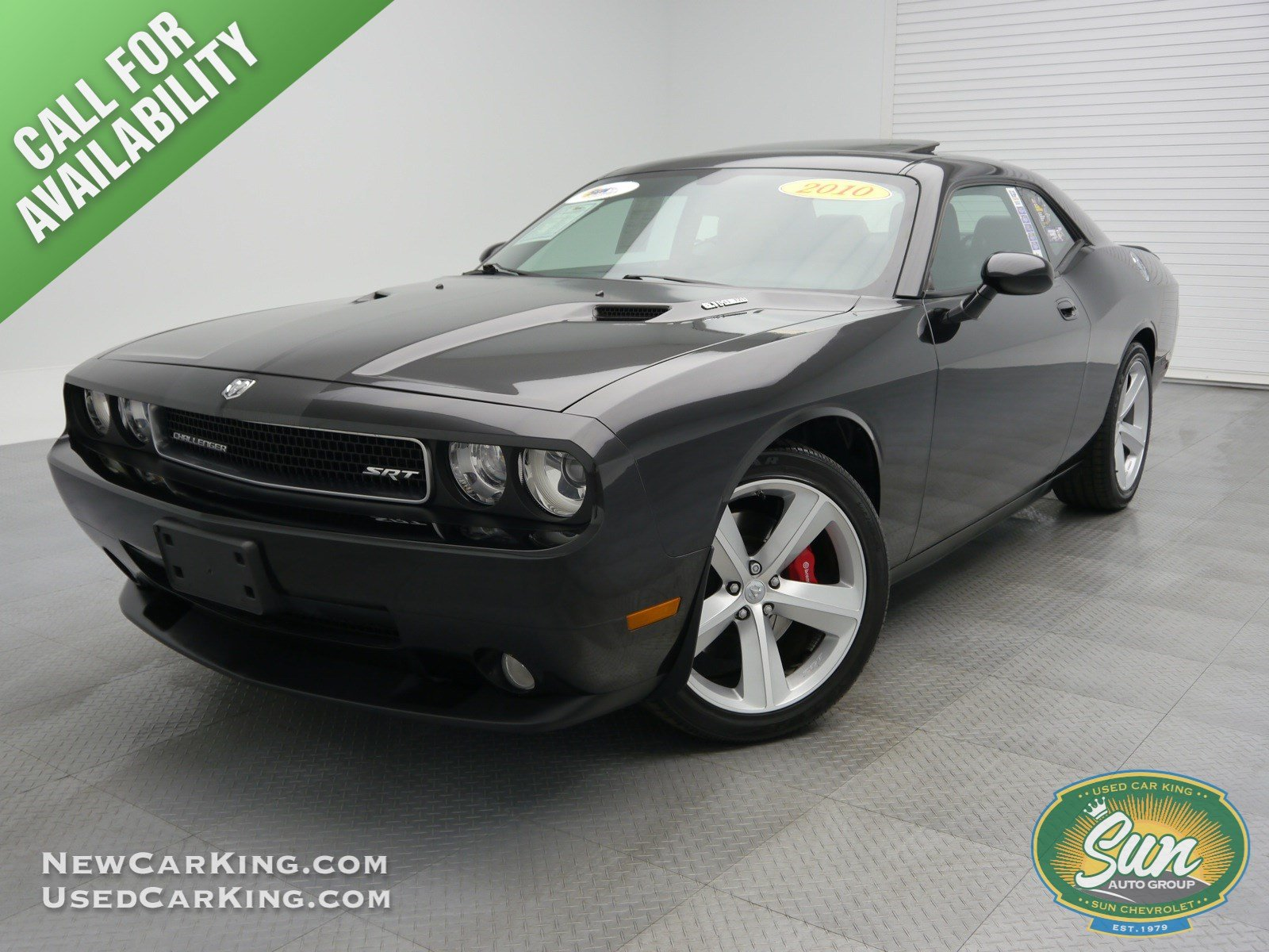 Pre Owned 2010 Dodge Challenger SRT8