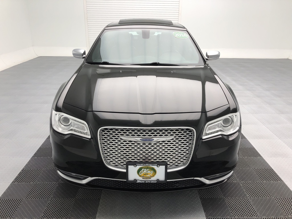 Pre-Owned 2016 Chrysler 300C Platinum