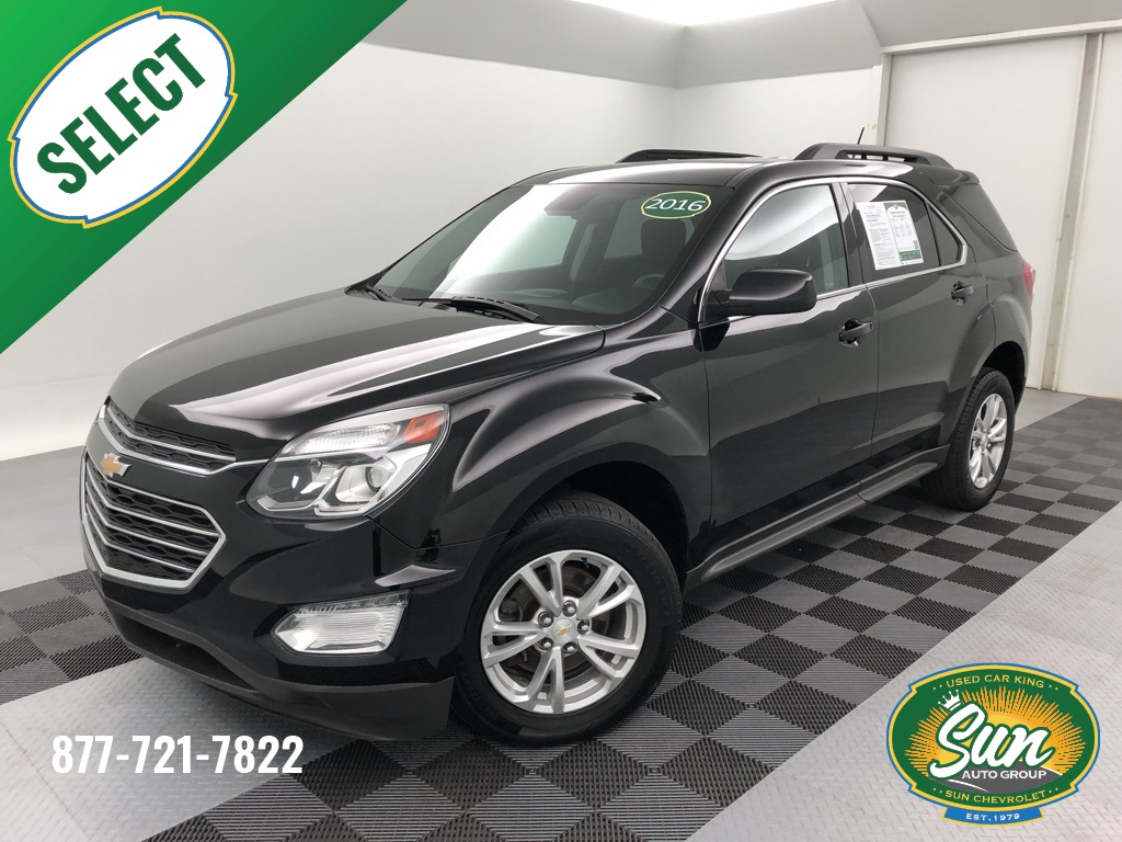 Chevy Equinox Lt >> Pre Owned 2016 Chevrolet Equinox Lt 4d Sport Utility