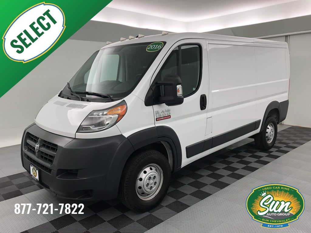 Pre Owned 2016 Ram Promaster 1500 Low Roof