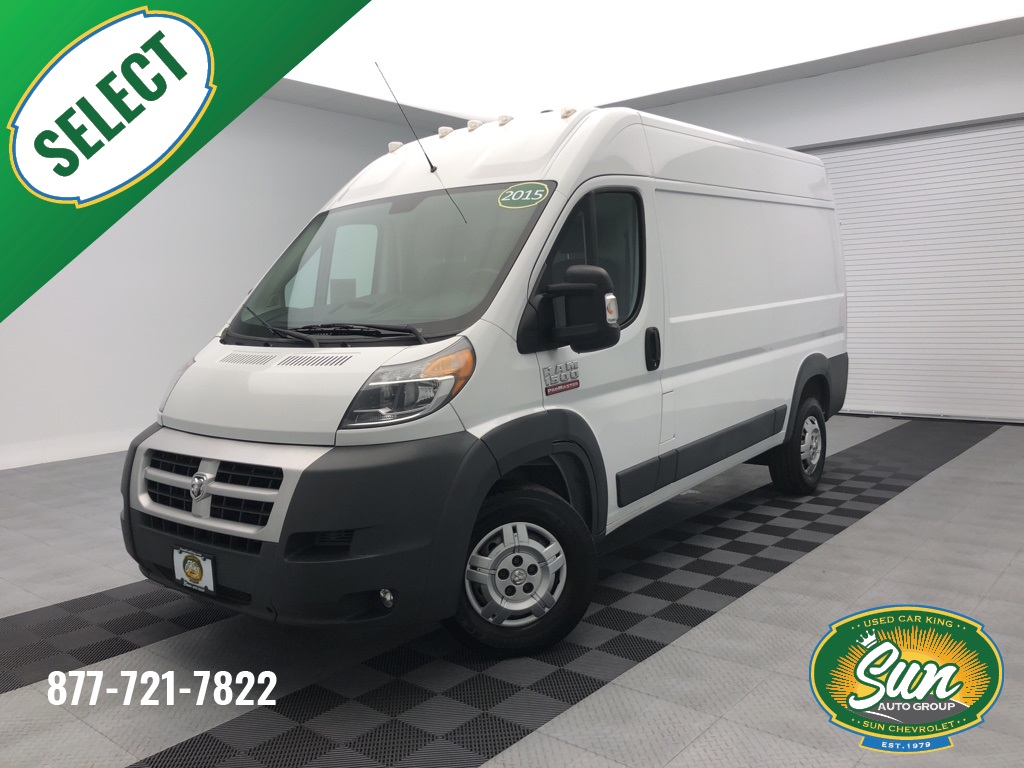 Pre-Owned 2015 Ram ProMaster 1500 Base