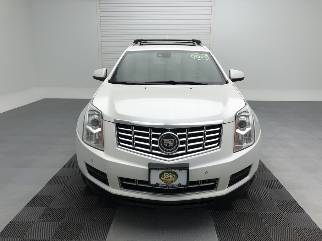 Pre owned 2015 cadillac srx luxury 4d sport utility
