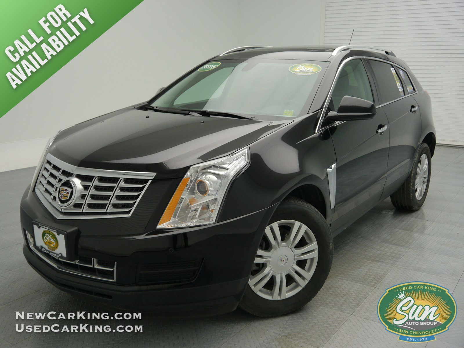 Pre Owned 2016 Cadillac SRX Luxury Collection AWD