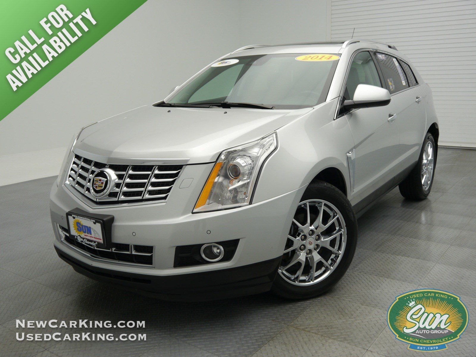 Pre Owned 2014 Cadillac SRX Performance Collection AWD