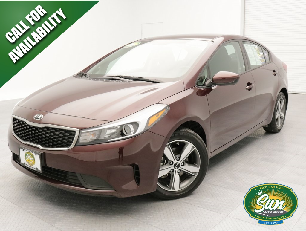 Pre Owned 2018 Kia Forte S 4d Sedan Cicero W34005 Ny Used Wheels