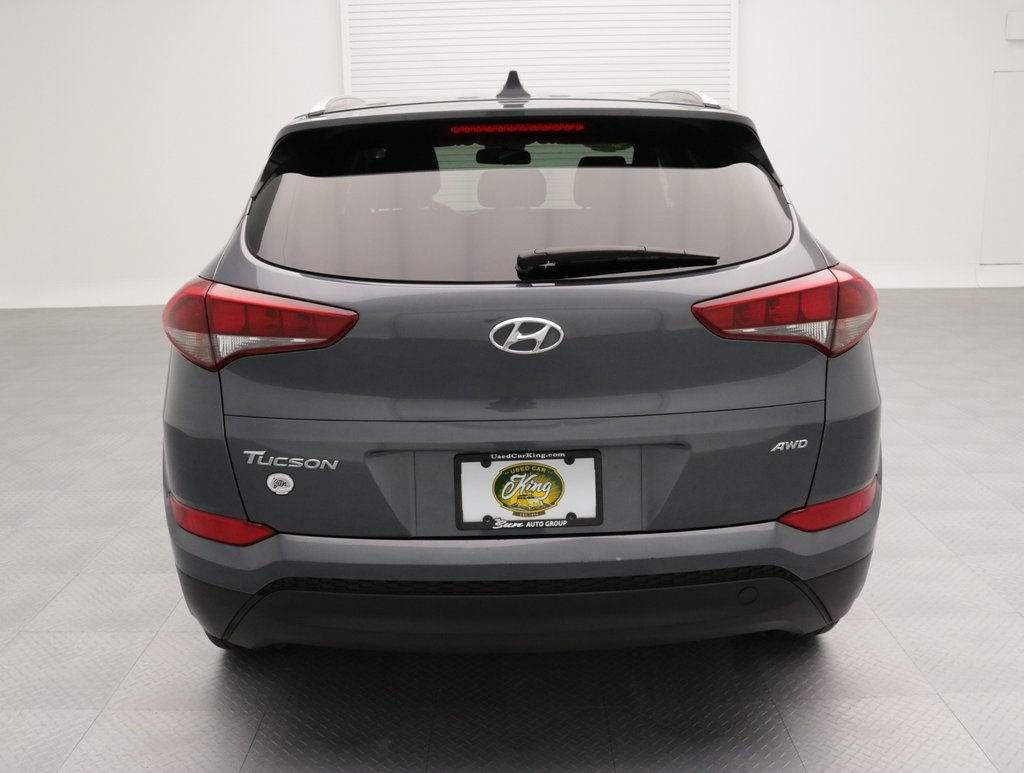Sun Chevy Chittenango >> Pre-Owned 2018 Hyundai Tucson SEL 4D Sport Utility ...