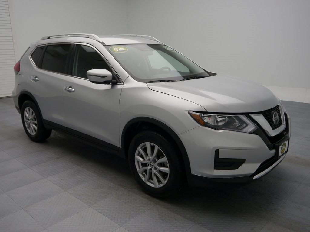 Pre-Owned 2018 Nissan Rogue SV 4D Sport Utility