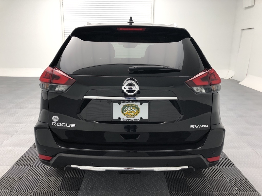Sun Chevy Chittenango >> Pre-Owned 2019 Nissan Rogue SV 4D Sport Utility ...