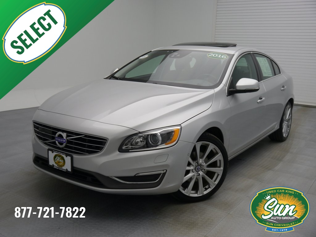 Pre Owned 2016 Volvo S60 Inscription T5