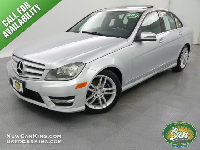 Pre owned 2012 mercedes benz c class c 300 4d sedan cortland k12657 pre owned 2012 mercedes benz c class c 300 solutioingenieria Choice Image