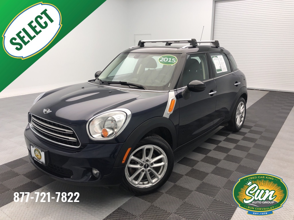 Pre-Owned 2015 MINI Cooper Countryman Base