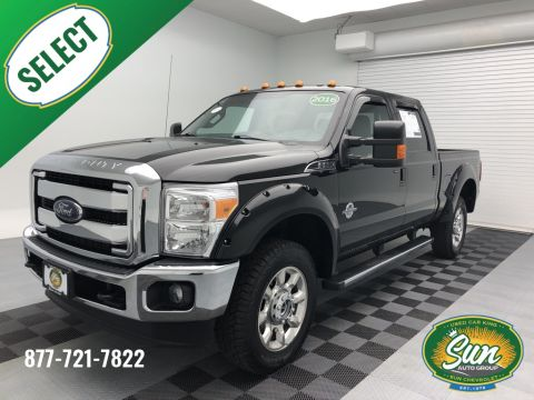 Pre-Owned 2016 Ford F-350SD Lariat