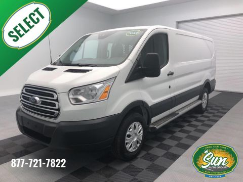 Pre-Owned 2018 Ford Transit-250 Base