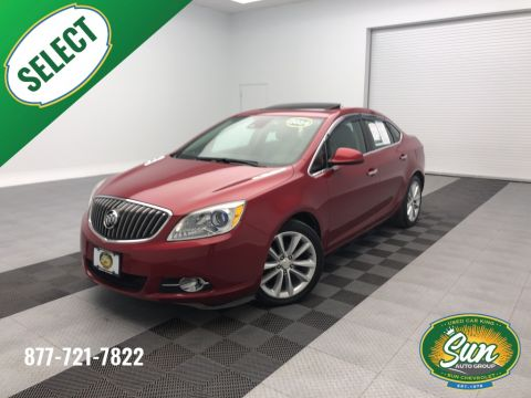 Pre-Owned 2014 Buick Verano Convenience Group