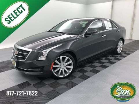 Pre-Owned 2016 Cadillac ATS 2.0L Turbo Luxury