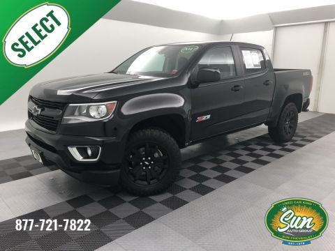 Pre-Owned 2017 Chevrolet Colorado Z71