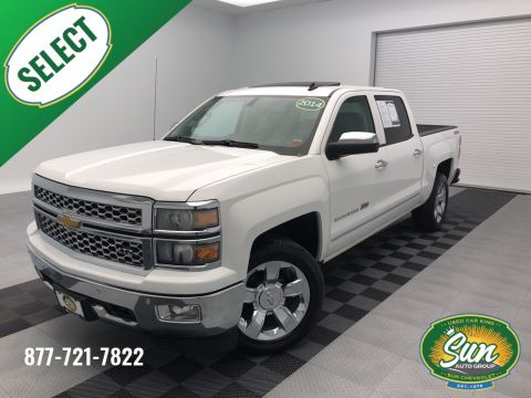 Sun Chevy Chittenango >> Difference Between Truck Bed Sizes | Used Chevy Trucks | Cicero, NY
