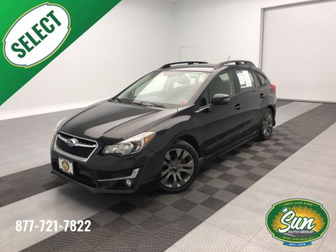 Pre-Owned 2015 Subaru Impreza 2.0i Sport Limited