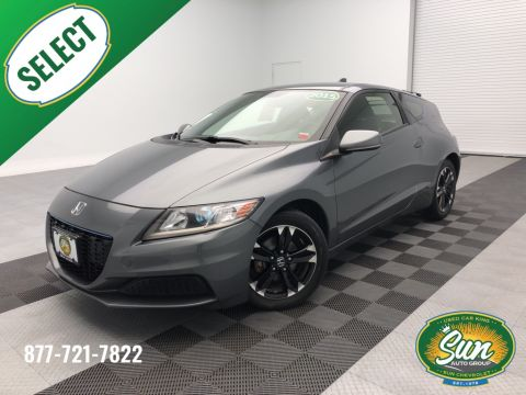 Pre-Owned 2015 Honda CR-Z Base