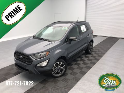 Pre-Owned 2019 Ford EcoSport SES